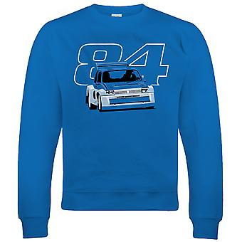 Vectorbomb, 6R4 84, Classic Group B Rally Car Sweatshirt