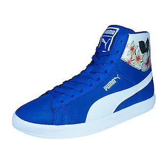 Puma Archive Lite Mid Mesh RT Mens Trainers / Shoes - Dark Blue