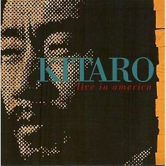 Kitaro - Live i Amerika [CD] USA import