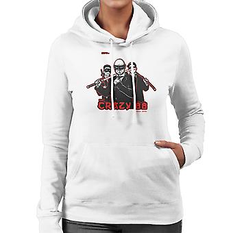 Join The Gang Crazy 88 Kill Bill Women's Hooded Sweatshirt