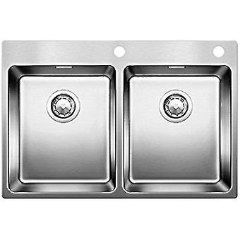 Blanco Andano sink 340/340-If / A automatic valve