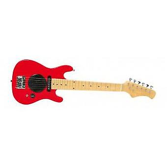 Legler Electric Guitar, Red (Toys , Educative And Creative , Music , Instruments)