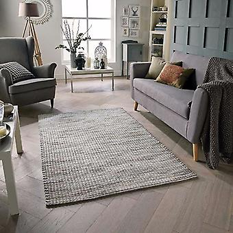 Tapis Plain Harper Beige Rectangle tapis Plain/presque