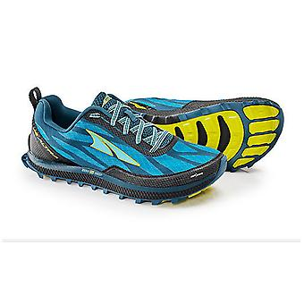 Altra Superior 3.0 Womens Shoes Blue/Lime