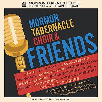 Mormon Tabernakel kor - Mormon Tabernakel kor & venner [CD] USA import