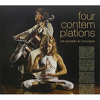 Kate Potter - Four Contemplations: The Alchemy of Stillness [CD] USA import