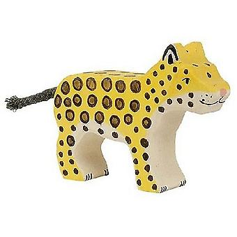 Goki Leopard, small (Toys , Dolls And Accesories , Miniature Toys , Animals)