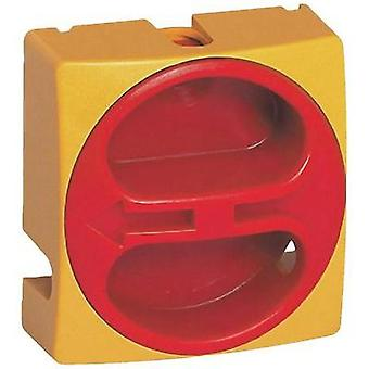Selector Rotary switch lockable Yellow, Red BACO B