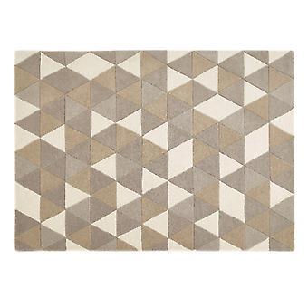 Orígenes de panal alfombra rectángulo Natural alfombras alfombras Funky
