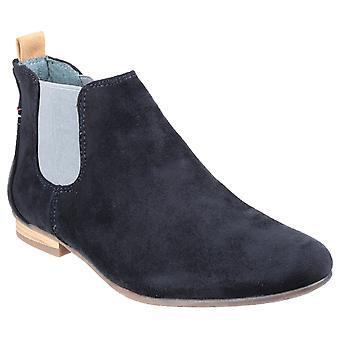 Divaz Womens/Ladies Pisa Slip On Ankle Boots