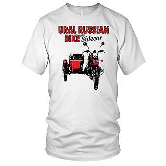 Moto Russo Ural Sidecar moto d'epoca moto Kids T Shirt