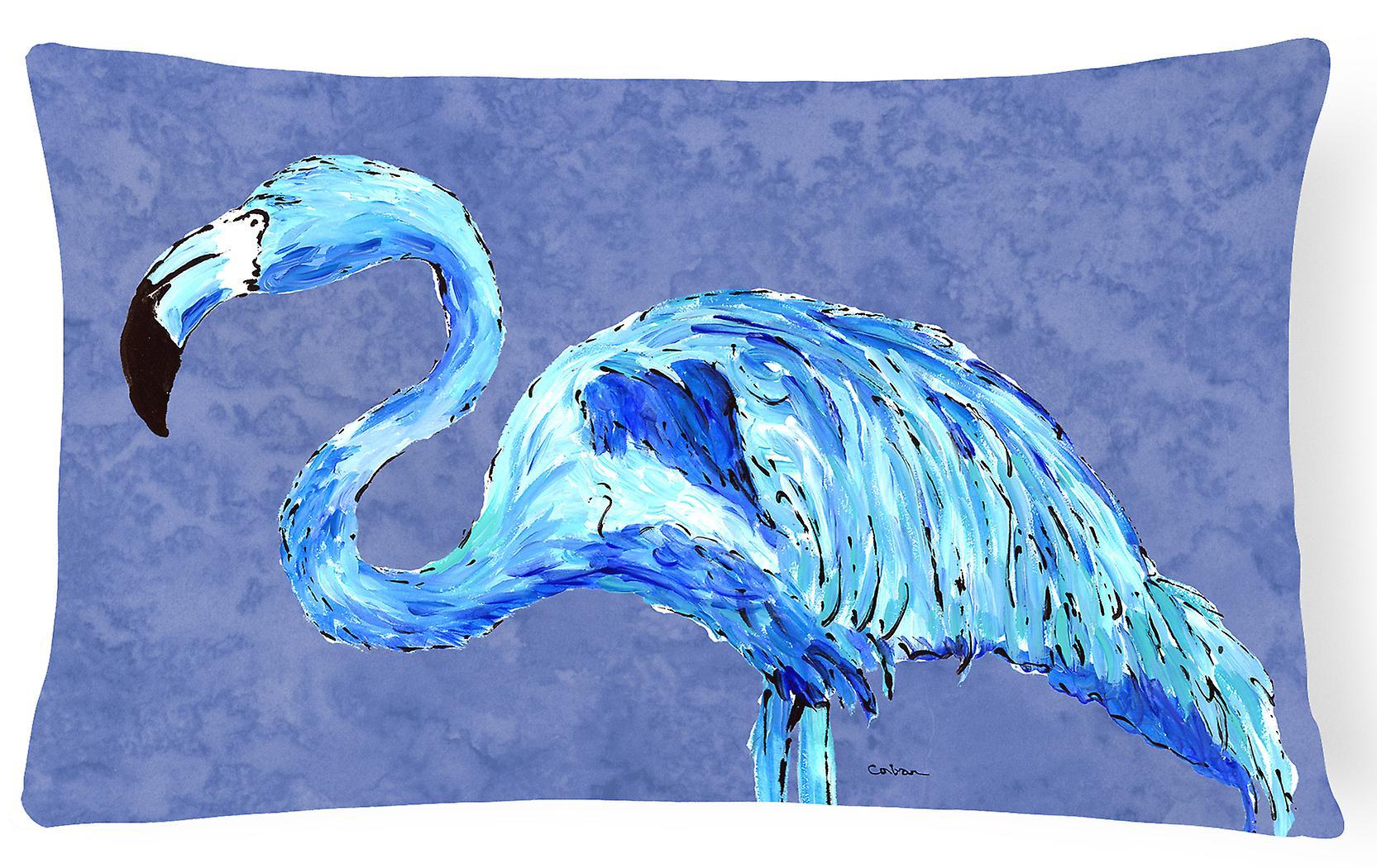 Decorativ Trésors Blue Carolines Tissu Slate Toile 8873pw1216 Flamingo Sur nPk0wO