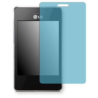 LG T385 Wi-Fi screen protector - Golebo view protective film protective film