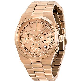 Michael Kors Channing Frauen Chronongraph Watch Gold Armband MK5927