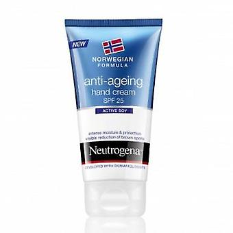 Neutrogena Anti-Aging Hand Cream SPF-25 50 ml (Cosmetics , Body  , Moisturizers)