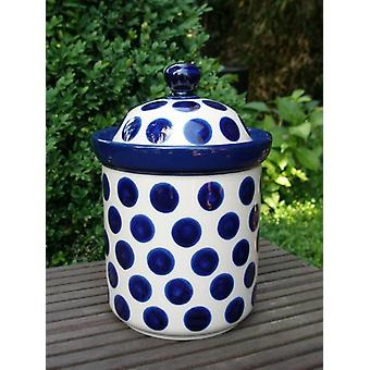 Cookie jar, height 21 cm, vol. 1300 ml, tradition 28 - BSN 10660