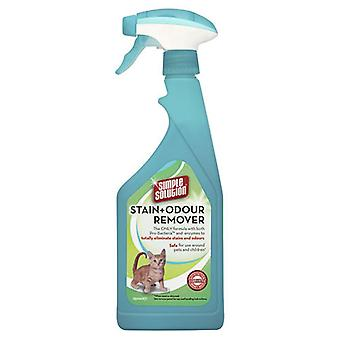 Simple Solution Stain and Odour Remover for cats and dogs 500ml
