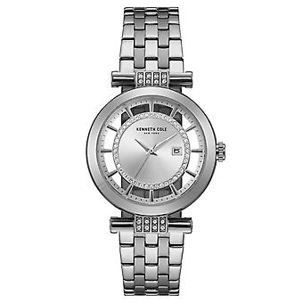 Kenneth Cole New York women's wrist watch analog stainless steel 10021103