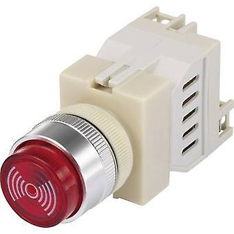 Alarm sounder Noise emission: 75 dB Voltage: 12 V Continuous ac