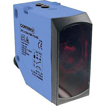 Contrinex LHL-C55PA-TMS-107-501 Laser retroreflective sensor Light-ON, Dark-ON, Background suppression 18 - 30 Vdc 1 pc(s)