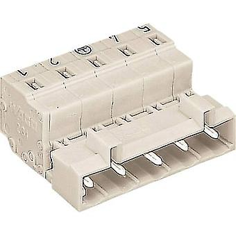WAGO Pin enclosure - cable 723 Total number of pins 3 Contact spacing: 7.50 mm 723-603 1 pc(s)