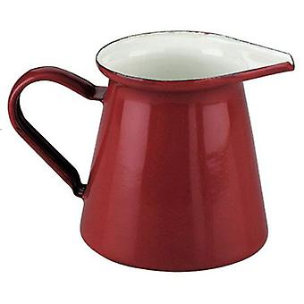 Ibili Serve Dairy Red 0.50 Lts. (Kitchen , Household , Kettles and Milk pans)