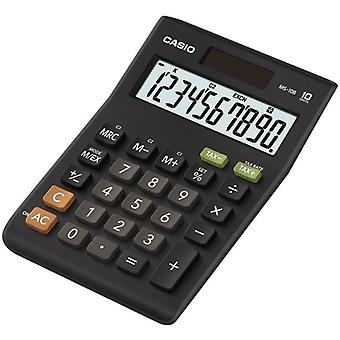 Casio MS10B-S Large Display 10 Digit Desktop Calculator