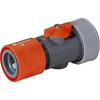 GARDENA 2943-50 Wasserstop-Stecker 19 mm (3/4) , Schlauchstecker