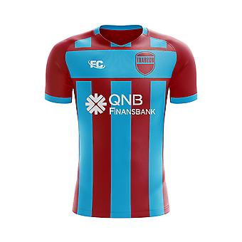 98ed69716 2018-2019 Trabzonspor Fans Culture Home Concept Shirt