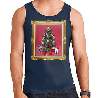 Original Stormtrooper Christmas Tree Men's Vest