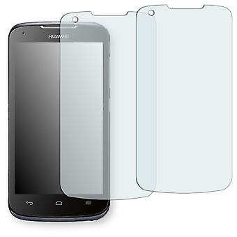 Huawei Ascend Y520 display protector - Golebo crystal clear protection film