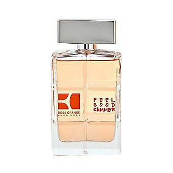 Hugo Boss BOSS Orange-Mann das Gefühl gute Sommer EDT Spray 60ml