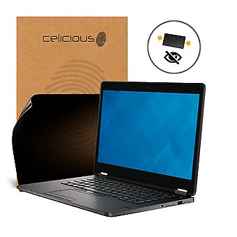 Celicious Privacy 2-weg Antispion filteren Screen Protector Film compatibel is met Dell Latitude 14 E7470 (Touch)