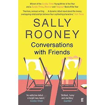 Conversations with Friends by Sally Rooney - 9780571333134 Book