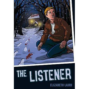 The Listener by Elizabeth Laird - Pauline Hazelwood - 9781408122358 B