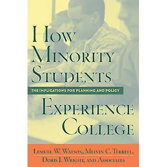 Comment les élèves issus de minorités expérience College - conséquences pour la planification une
