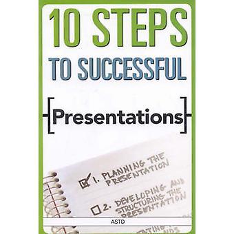 10 Steps to Successful Presentations by ASTD Press - 9781562865146 Bo