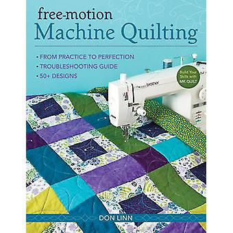 Free-motion Machine Quilting by Don Linn - 9781607051930 Book