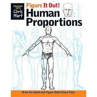 Figure it out - Human proportions - Draw the head and figure right ever