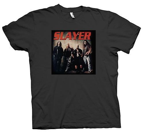 Mens t-shirt - Slayer - Heavy Metal Band