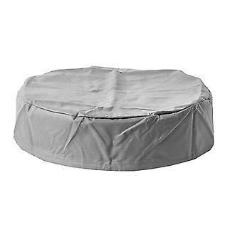 Happy Cocooning beschermhoes tafel rond 61x61xH42 cm