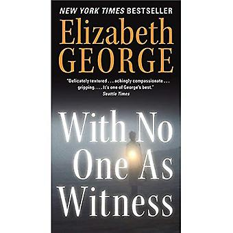 With No One as Witness (Inspector Lynley Series #12)