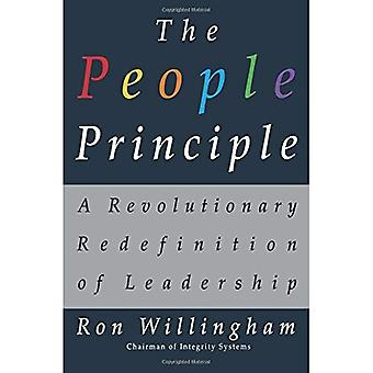 The People Principle: A Revolutionary Redefinition of Leadership