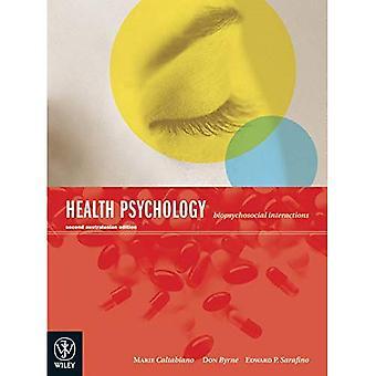 Psychologia zdrowia: Biopsychosocial interakcji