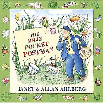 Jolly Pocket postinkantaja (Viking Kestrel kuvakirjat)
