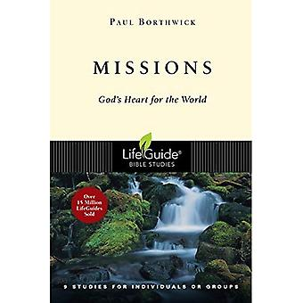 Missions: God's Heart for the World (Lifeguide Bible Studies)