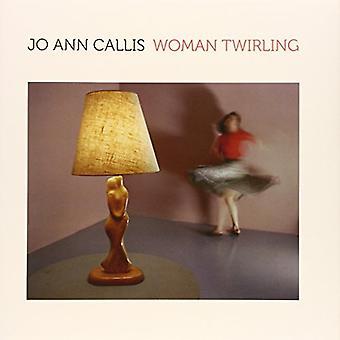 Jo Ann Callis: Woman Twirling