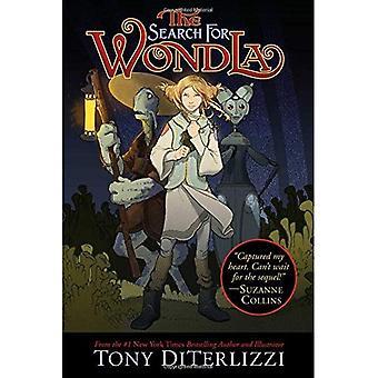 Sökandet efter Wondla, bok 1