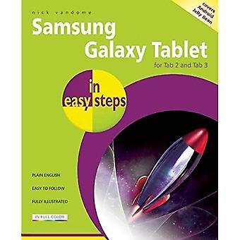 Samsung Galaxy Tab 2 in Easy Steps