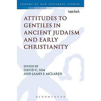 Attityder till ofrälse i antika judendomen och tidig sortkristendomen av Sim & David C.